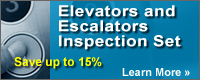 Elevators & Escalators Inspection Set
