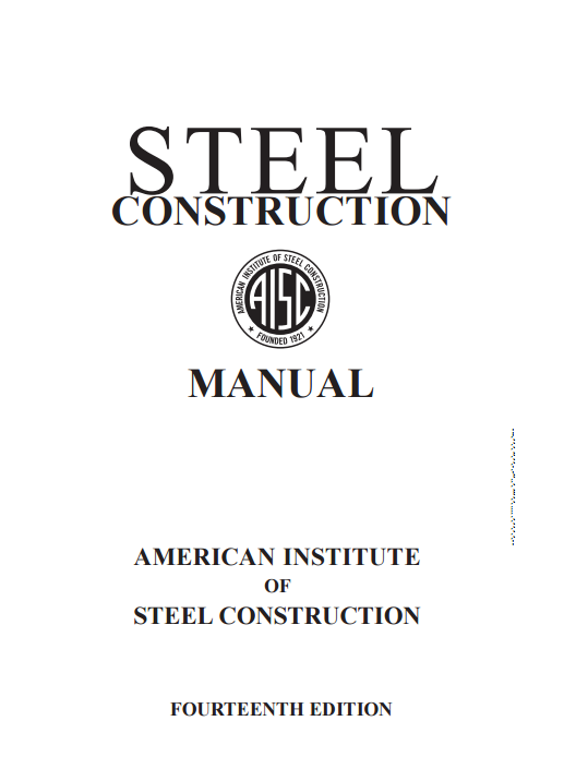 aisc steel construction manual pdf free