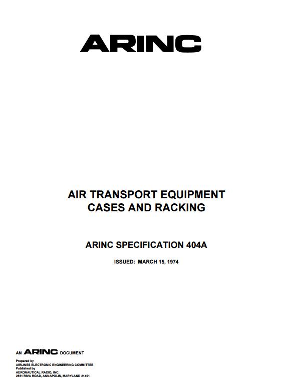 Arinc 404a