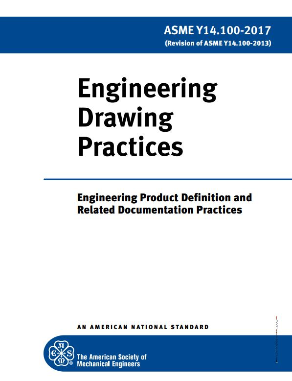 ASME Y14 100 : Engineering Drawing Practices