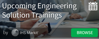 IHS Markit Engineering Solution Trainings
