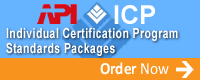 API ICP Certification