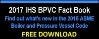 ASME BPVC Fact Book