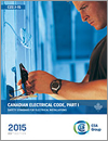 CSA Canadian Electrical Code