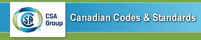 CSA Group Canadian Codes & Standards