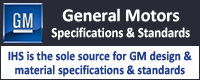 GM Standards & Specifications