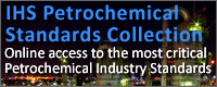 IHS Markit Petrochemical Standards Collection