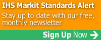IHS Markit Standards Alert